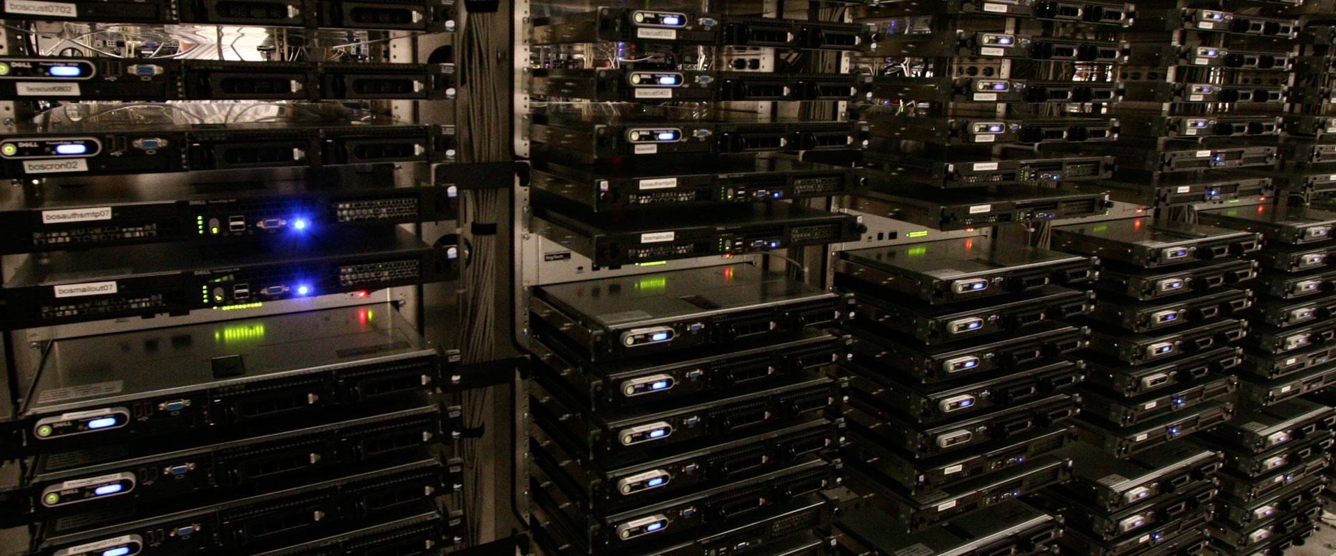 Data Center Setup, Dubai